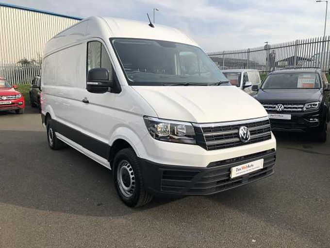 Volkswagen Crafter 2.0TDI 177PS Eu6dT-E CR35 MWB Trendline ***BUSINESS PACK***