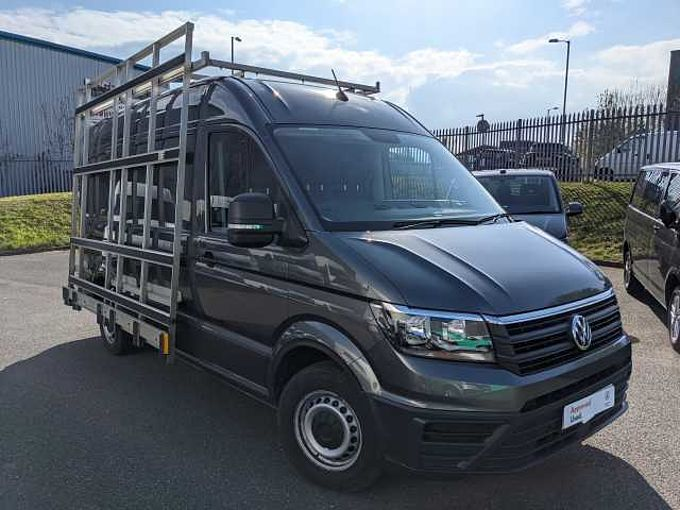 Volkswagen Crafter PV 2017 2.0TDI 140PS EU6 CR35MWB Startline ***Window Fitter Ready***