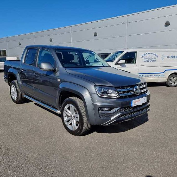 Volkswagen Amarok Highline 3.0TDI V6 258PS  ***NO VAT***Highline 4M PickUp